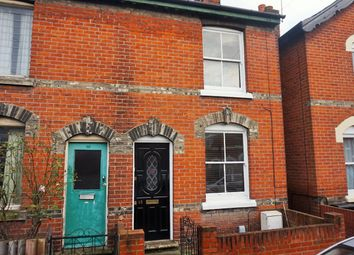 Thumbnail 2 bed terraced house to rent in Victor Road, Colchester