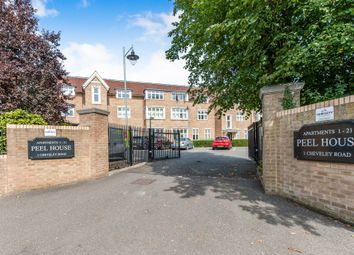 Thumbnail 3 bed flat for sale in Cheveley Road, Newmarket