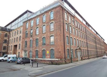 Thumbnail 2 bed flat for sale in The Hicking Building, Queens Road, Nottingham, Nottinghamshire
