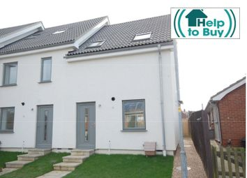 Thumbnail 2 bed end terrace house for sale in The Link, Louth