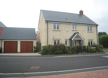 Thumbnail 4 bed detached house for sale in Clos Melin Coed Little Mill, Usk