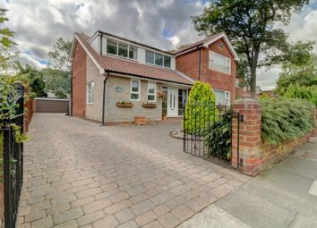 Thumbnail 4 bed detached house for sale in Woodlands, North Shields