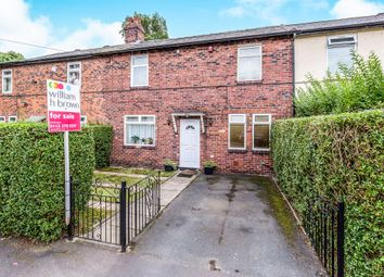 Thumbnail 3 bed terraced house for sale in Cragside Crescent, Leeds