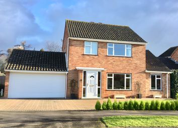 Thumbnail 3 bed detached house for sale in Rowan Way, Boston