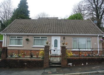 Thumbnail 3 bed detached bungalow for sale in Park Gardens, Blaenavon, Pontypool