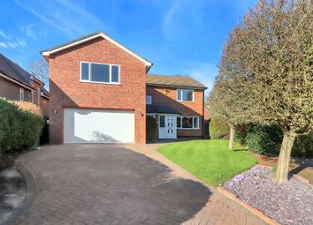 Thumbnail 5 bed detached house for sale in Kildonan Close, Watford