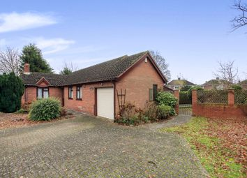 Thumbnail 3 bedroom detached bungalow for sale in Cissbury Ring, Werrington, Peterborough
