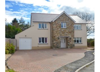 Thumbnail 5 bed detached house for sale in Dingle Close, Haverfordwest