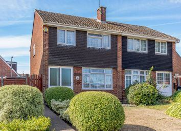 Thumbnail 3 bedroom semi-detached house for sale in Toddington Road, Luton