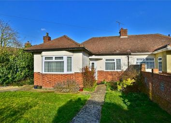 Thumbnail 2 bed semi-detached bungalow for sale in 20 Rostrevor Gardens, Iver Heath, Buckinghamshire
