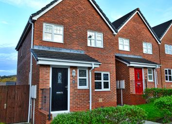 Thumbnail 3 bed detached house for sale in Moorland Heights, Biddulph