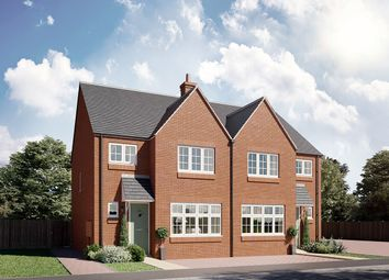 """Loxley"" at Bloxham Road, Banbury OX16. 3 bed semi-detached house for sale"