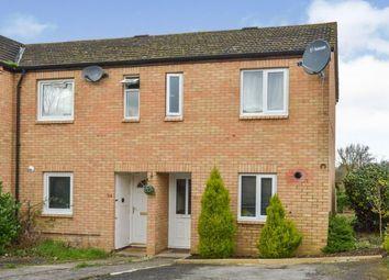 Thumbnail 2 bed end terrace house for sale in Perran Ave, Fishermead, Milton Keynes, Bucks