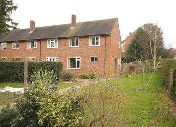 Thumbnail 4 bed semi-detached house for sale in Culver Road, Newbury