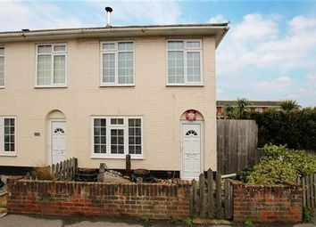 Thumbnail 2 bed terraced house for sale in Stanpit, Christchurch