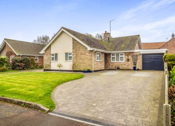 Thumbnail 3 bedroom detached bungalow for sale in Greenways, Holt
