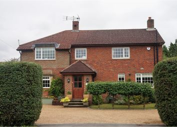 Thumbnail 4 bed detached house for sale in Ashford Road, Ashford