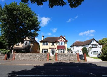 Thumbnail 4 bed detached house for sale in Poulters Lane, Broadwater, Worthing