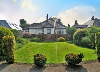 Thumbnail 4 bed detached bungalow for sale in Old Main Road, Costock, Loughborough