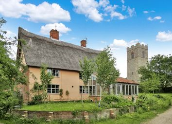 Thumbnail 4 bed cottage for sale in Chediston, Halesworth