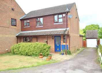 Thumbnail 3 bed link-detached house for sale in Lenborough Close, Buckingham
