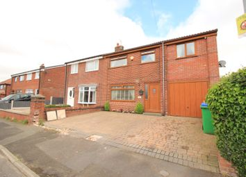 Thumbnail 5 bed semi-detached house for sale in Heatley Road, Rochdale, Greater Manchester
