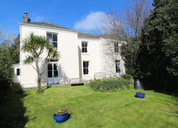 Thumbnail 6 bed detached house for sale in Maenporth Road, Maenporth, Falmouth