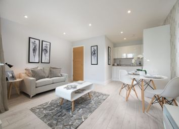 Thumbnail 1 bed flat for sale in Desborough Road, High Wycombe
