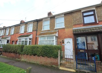 Thumbnail 2 bed terraced house for sale in Hilda Road, Minster On Sea, Sheerness