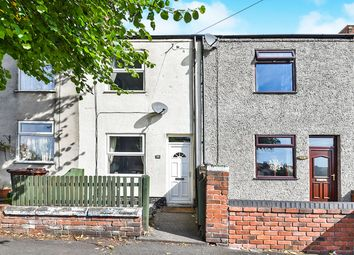 Thumbnail 2 bedroom terraced house for sale in Shaw Street West, Ilkeston