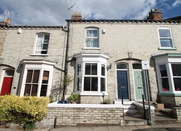 Thumbnail 3 bed terraced house for sale in Scott Street, York, North Yorkshire