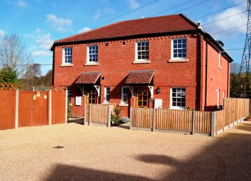 Thumbnail 2 bed semi-detached house for sale in Hartford Bridge, Hartley Wintney, Hook