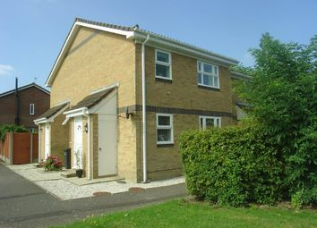Thumbnail 1 bed end terrace house to rent in Heather Close, Bridgemary, Gosport