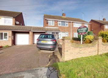 Thumbnail 3 bed semi-detached house for sale in Queens Mead, Bedgrove, Aylesbury