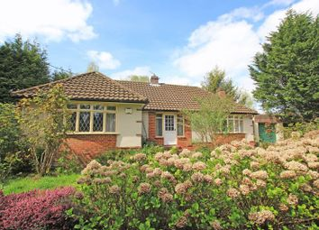 Thumbnail 2 bed detached bungalow for sale in Lyndhurst Road, Landford, Salisbury