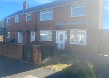 Thumbnail 2 bed end terrace house to rent in Titian Avenue, South Shields