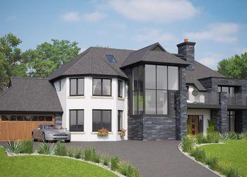 Thumbnail 4 bed detached house for sale in Pen Y Bryn Road, Colwyn Bay