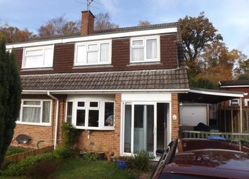 Thumbnail 3 bedroom semi-detached house for sale in Lordswood, Southampton, Hampshire