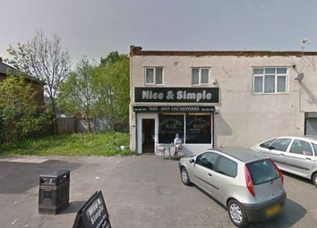 Thumbnail Retail premises for sale in Scotland Hall Road, Newton Heath, Manchester