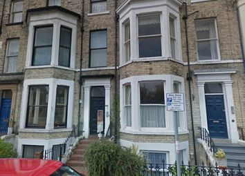 Thumbnail 1 bed flat for sale in Belgrave Crescent, Scarborough, North Yorkshire