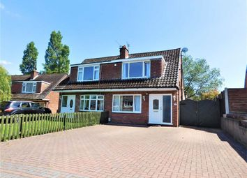 Thumbnail 3 bed semi-detached house for sale in Tattonmere Gardens, Cheadle Hulme, Cheadle