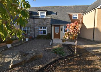 Thumbnail 3 bed terraced house for sale in Carsewell Steadings, Alves, Elgin