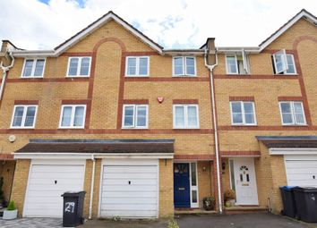 Thumbnail 4 bed town house to rent in Livesey Close, Kingston Upon Thames, Kingston Upon Thames