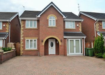 Thumbnail 4 bedroom detached house to rent in Ledsons Grove, Melling, Liverpool