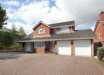 Thumbnail 5 bedroom detached house to rent in Romilly Gardens, Plympton, Plymouth