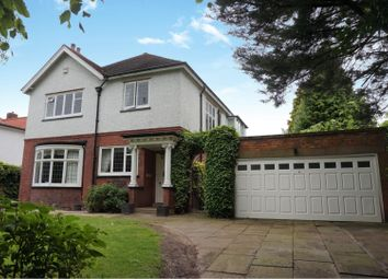Thumbnail 4 bed detached house for sale in Welholme Avenue, Grimsby