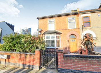 Thumbnail 3 bed end terrace house for sale in Bedford Road, Ilford