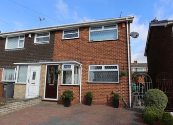 Thumbnail 3 bed town house for sale in Ludbrook Road, Fenton
