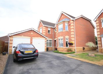 Thumbnail 4 bed detached house for sale in Low Golden Smithies, Swinton, Mexborough