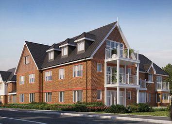 Thumbnail 2 bed flat for sale in Pavilion Park, Hurst Lane, East Molesey, Surrey